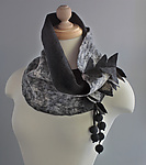 Wool Scarf by Mila Sherrer