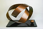 Metal Sculpture by Cheryl Williams