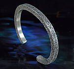 Silver Bracelet by Allan Mason