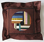 Silk Pillow by Sonya Lee Barrington