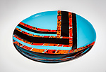 Art Glass Bowl by Varda Avnisan
