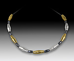 Beaded Necklace by Suzanne Q Evon
