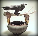 Ceramic Vessel by Nancy Y. Adams