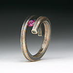 Gold & Stone Ring by Robert Curnow