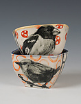 Ceramic Bowls by Hannah Niswonger 