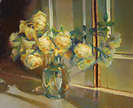 Pastel Painting by Cathy Locke