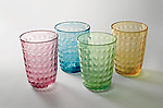 Art Glass Cups by Richard S. Jones