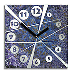 Metal Clock by Bob Rickard