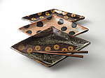 Ceramic Plates by Michael Jones