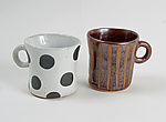 Ceramic Mugs by Michael Jones