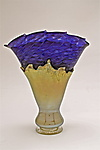 Art Glass Vase by Dierk Van Keppel