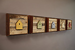 Wood Wall Art by Chris Bowman