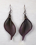 Metal Earrings by Sarah Cavender