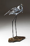 Metal Sculpture by Sandy Graves
