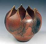 Ceramic Bowl by David Gordon
