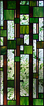 Art Glass Wall Art by Josephine A. Geiger