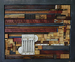 Wood Wall Art by Heather Patterson