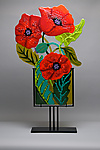 Art Glass Sculpture by Anne Nye