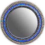 Mosaic Mirror by Angie Heinrich