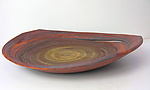 Ceramic Platter by Tatiana Hunter