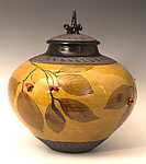 Ceramic Vessel by Suzanne Crane