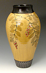 Ceramic Vase by Suzanne Crane
