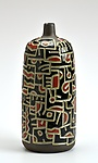 Ceramic Bottle by Boyan Moskov