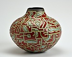 Ceramic Vessel by Boyan Moskov