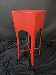 Metal Pedestal by David Coddaire