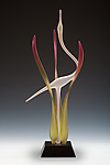 Art Glass Sculpture by Warner Whitfield