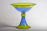 Art Glass Bowl by Robert Dane