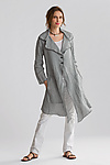 Linen Jacket by Cynthia Ashby