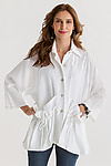 Linen Jacket by Mariam Heydari