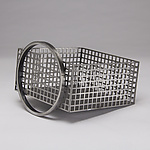 Metal Basket by Julie Girardini