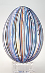 Art Glass Sculpture by Michael Egan