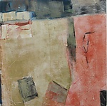 Monotype Print by Virginia Wood