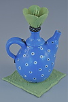 Ceramic Teapot by Laura Peery