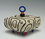 Ceramic Box by Vaughan Nelson