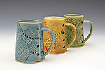Ceramic Mug by Charan Sachar