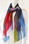 Silk Scarf by Bette Ridgeway