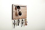 Wood Wall Organizer by Brad Reed Nelson