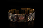 Brass Bracelet by Eduardo Milieris