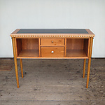 Wood Sideboard by Brad Smith