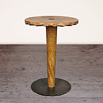 Wood Side Table by Brad Smith