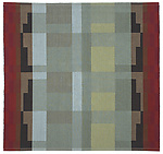 Cotton & Linen Rug by Kelly Marshall