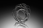 Steel Bracelet by Beverly Tadeu