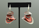 Polymer Clay Earrings by Arden Bardol