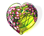 Art Glass Paperweight by Shawn Messenger