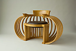 Wood Chair by Reid Anderson