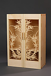 Wood Cabinet by Reid Anderson